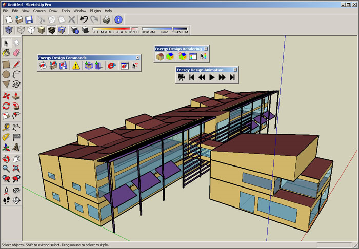Open studio: un plugin di Google Sketchup per la simulazione energetica degli edifici